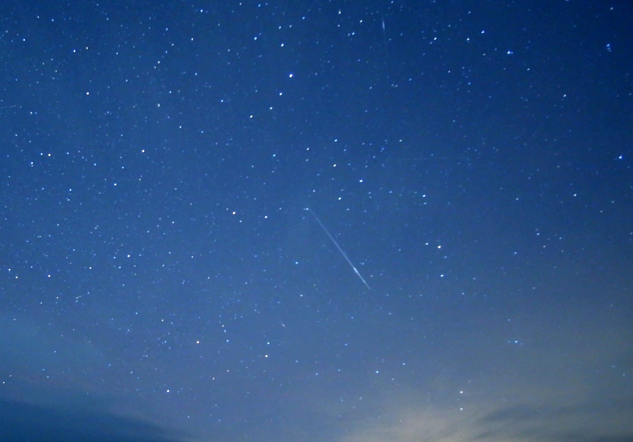 Ursid meteor