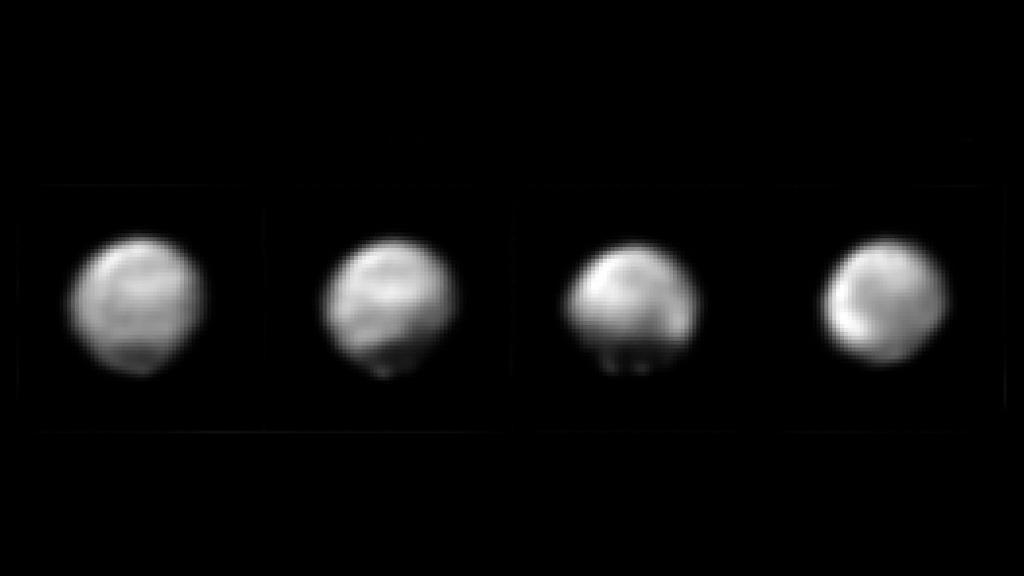 Pluto images