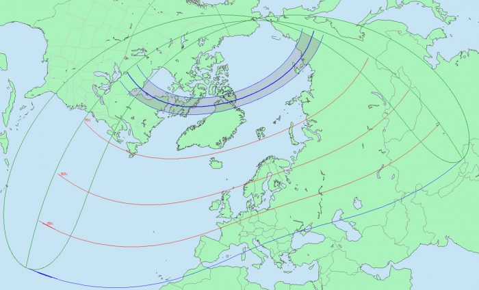 eclipse track